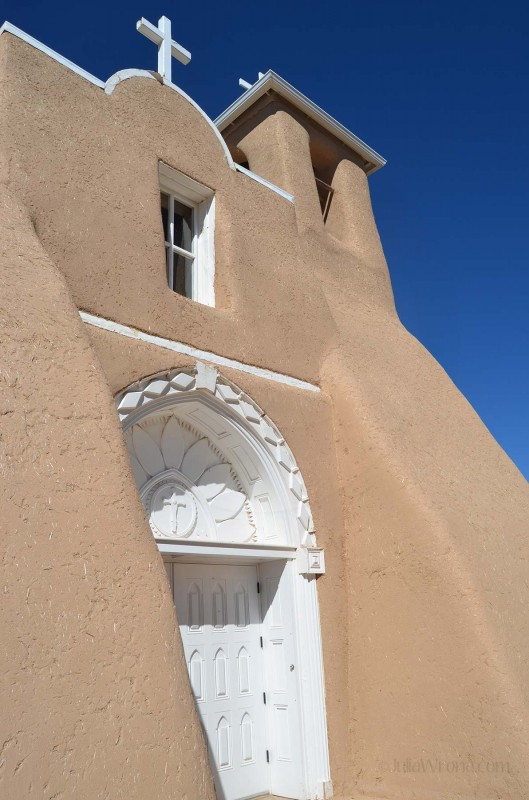 San Francisco De Asis Church in Rancho de Taos, New Mexico