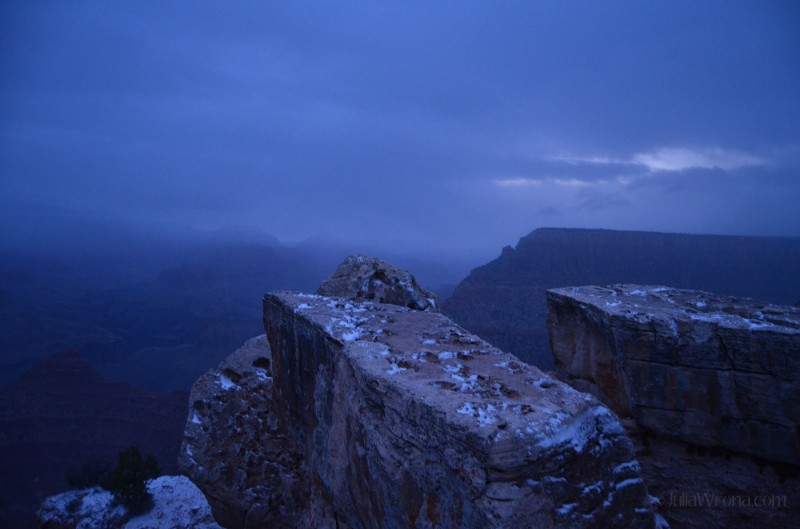 Dawn at Mather Point