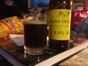 Michael Chapman, Agave Belgian Dark. Really exciting, Mike's Belgian crafting is spot on!