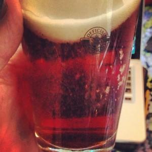 Michael Chapman's wonderful Irish Red!
