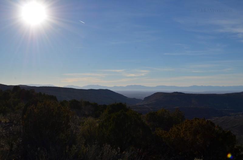 Sacramento Mountains New Mexico