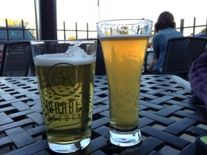 Marble Brewery, IPA & Wheat brews