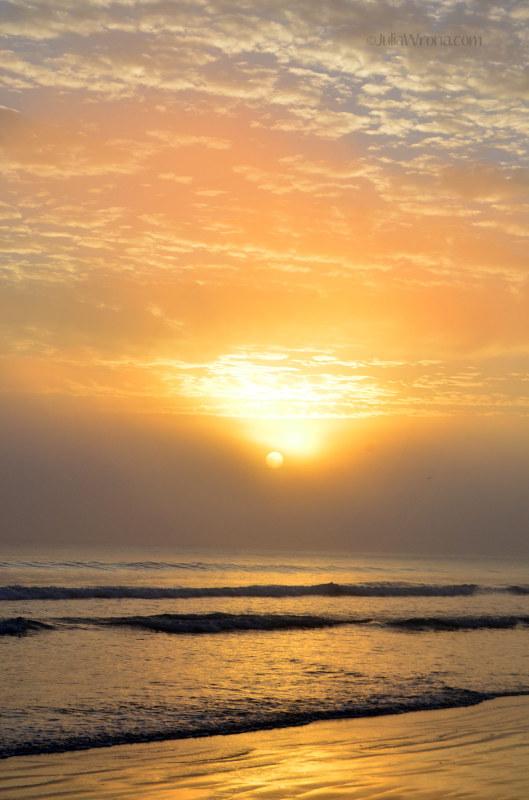 Sunrise on New Symrna Beach