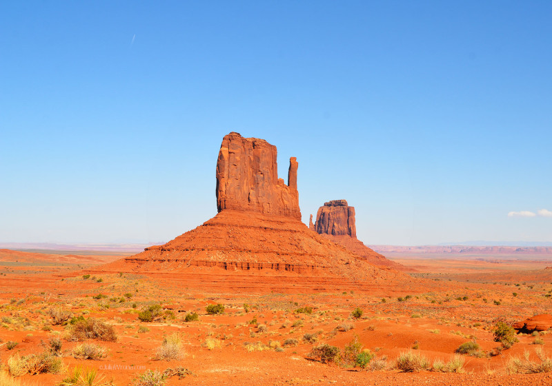 The Mittens Monument Valley, Utah