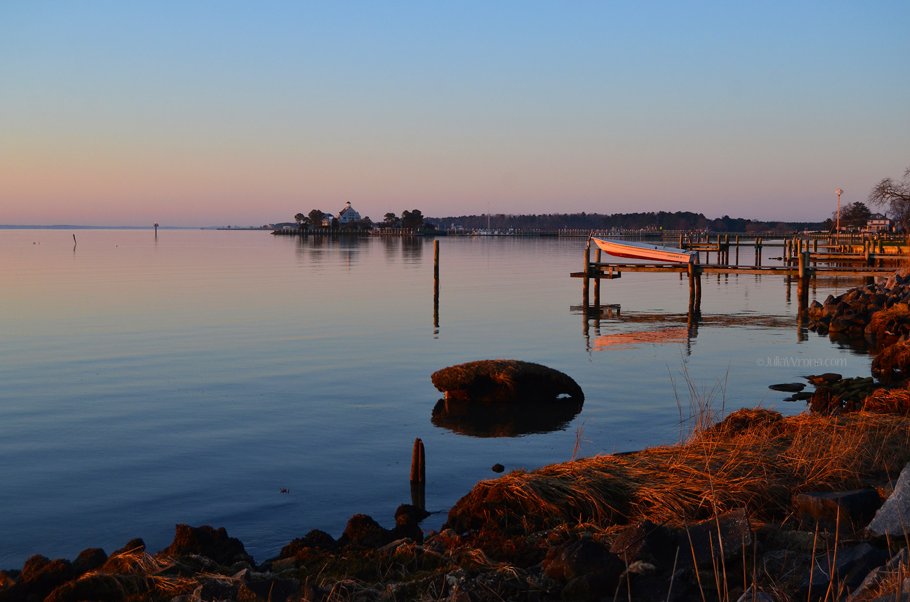 Weekend Escape on the Chesapeake