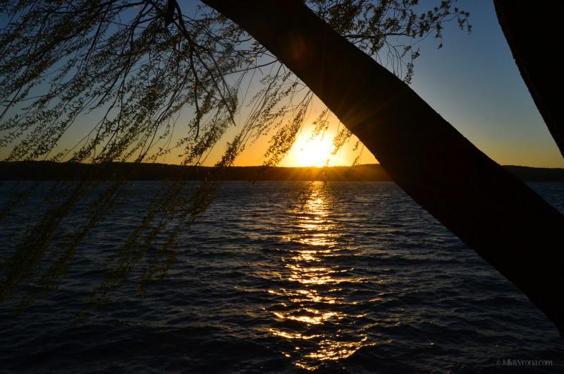 Sunset on Canandaigua Lake 02