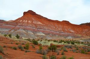 Banded Cliffs 03