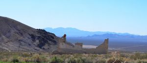 The Ruins of Rhyolite