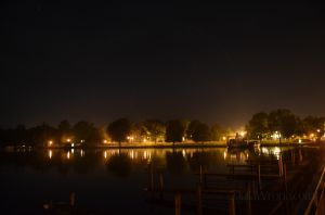 Skaneateles at Night