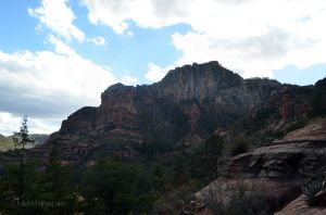 View from Sedona