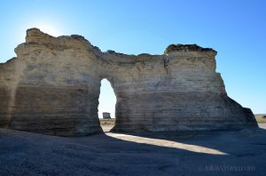 An Archway in Kansas
