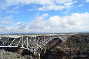Rio Grande Gorge Bridge 01