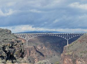 Rio Grande Gorge Bridge 02