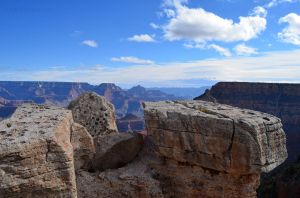 Pillars of the Grand Canyon