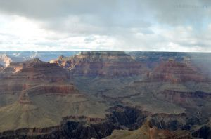 View North from Yaki Point