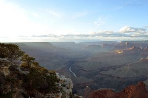 Golden Hour in Grand Canyon 01