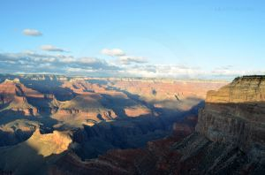 Golden Hour in Grand Canyon 02