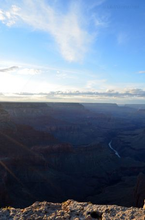 Golden Hour in Grand Canyon 03