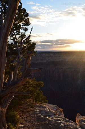 Sunset in Grand Canyon 02