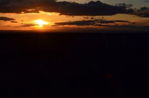 Sunset Over Grand Canyon 03