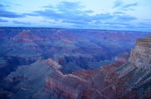 Sunset Over Grand Canyon 05