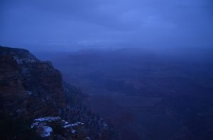 Dawn in Grand Canyon