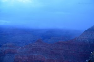 Sunrise Over Grand Canyon 01