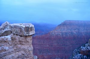 Morning Light in Grand Canyon