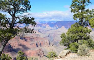 Hiking the South Rim