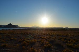Sunrise Over Lake Powell 02