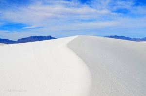 Peak of White Sand
