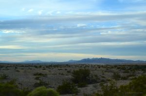 Arizona i-10 Landscape